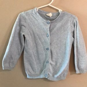 Baby girls H&M cardigan sweater size 12-18 months